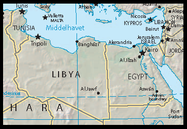 Guerre égypto-libyenne Libya-10