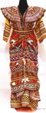 Tradition et beauté Algérienne Robes-10