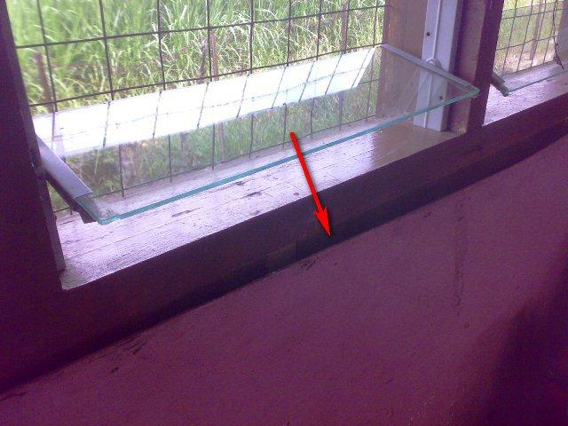 Bangunan sekolah yg perlu dibaiki 25012012