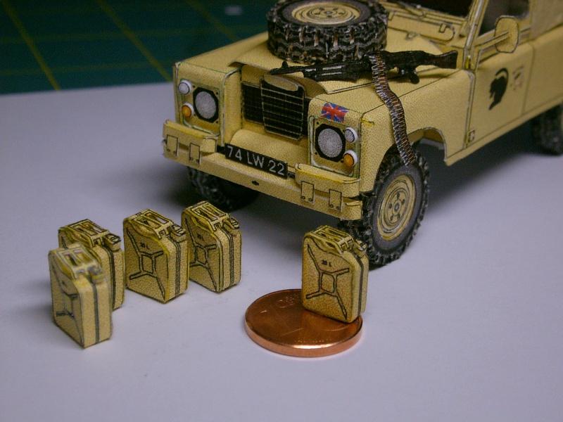 Desert Landy im Einsatz, gebaut von Rolf  Jerryc10