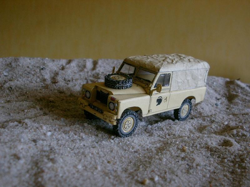 Desert Landy im Einsatz, gebaut von Rolf  Ohne_z12