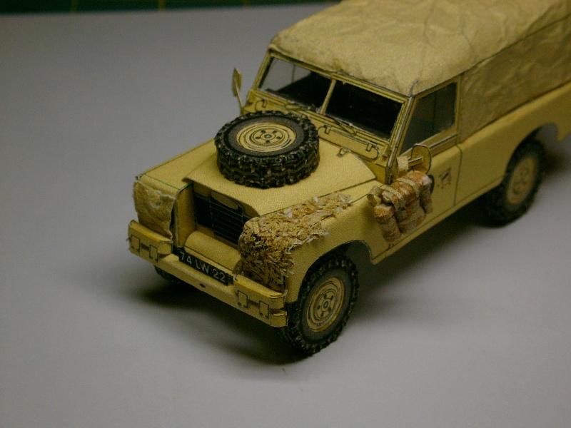 Desert Landy im Einsatz, gebaut von Rolf  Rucksa10