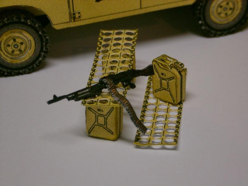 Desert Landy im Einsatz, gebaut von Rolf  Sandbl10