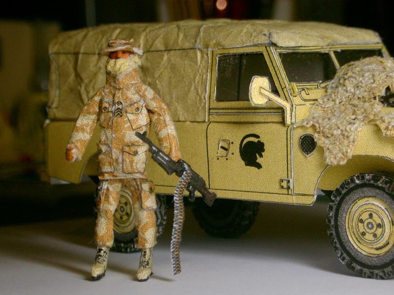 Desert Landy im Einsatz, gebaut von Rolf  Sergea10