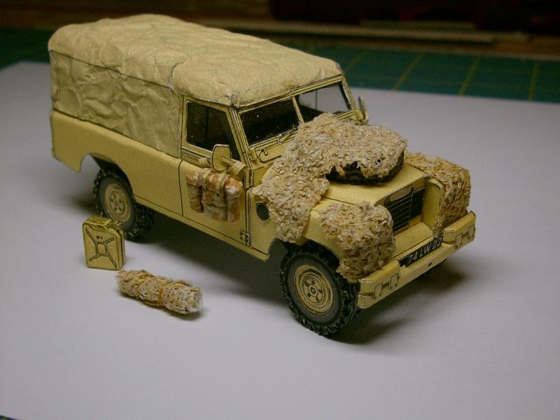 Desert Landy im Einsatz, gebaut von Rolf  Tarnne10