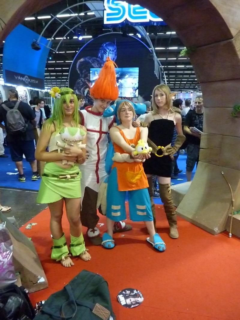 Japan Expo 2010-Cosplay Ankama! P1000910