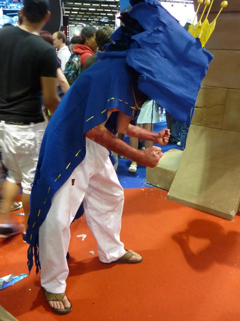 Japan Expo 2010-Cosplay Ankama! P1000915