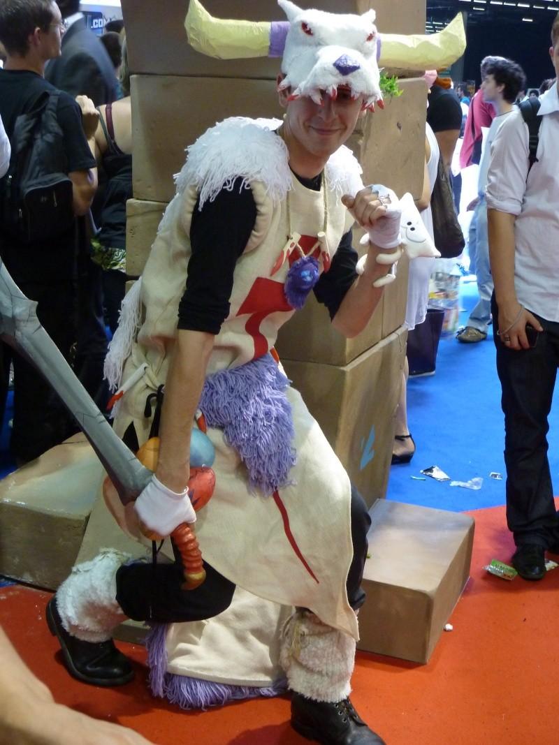 Japan Expo 2010-Cosplay Ankama! P1000916