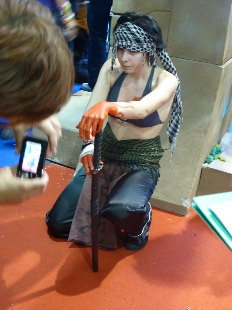 Japan Expo 2010-Cosplay Ankama! P1020010
