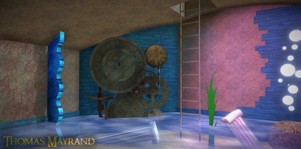 Débat CAGE - Fort Boyard 2020 Grotte11