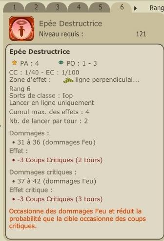 Mise à jour 2.8 et refonte du Iop Destru11