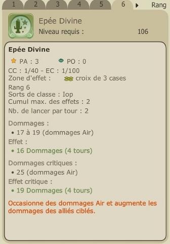 Mise à jour 2.8 et refonte du Iop Divine11