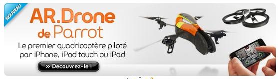 retour d'un p'tit nouveau Drone10