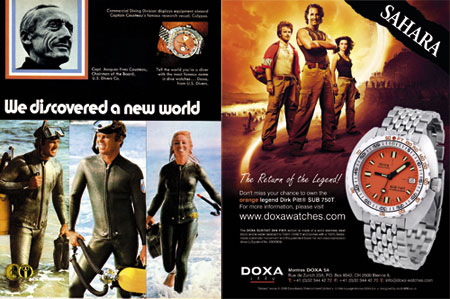 Doxa Watch Company Spotli10
