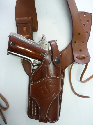 "Des HOLSTERS ""WILD BUNCH"" by SLYE P1080010"