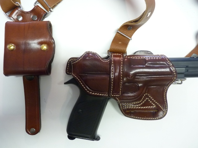 "Des HOLSTERS ""WILD BUNCH"" by SLYE P1080613"