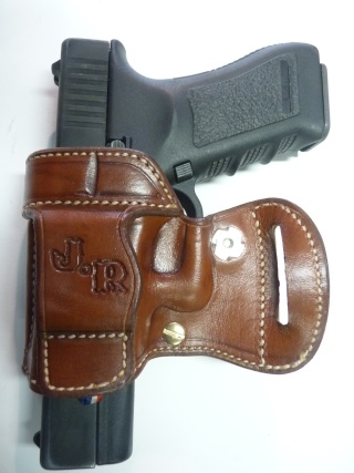 "HOLSTER AMBIDEXTRE : le ""PRACTIC"" by SLYE P1100037"