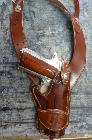 "Des HOLSTERS ""WILD BUNCH"" by SLYE Wb_310"