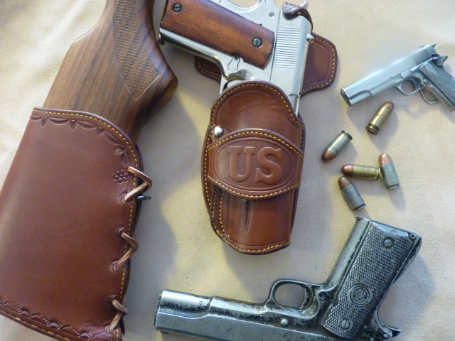 "Des HOLSTERS ""WILD BUNCH"" by SLYE Yankee10"