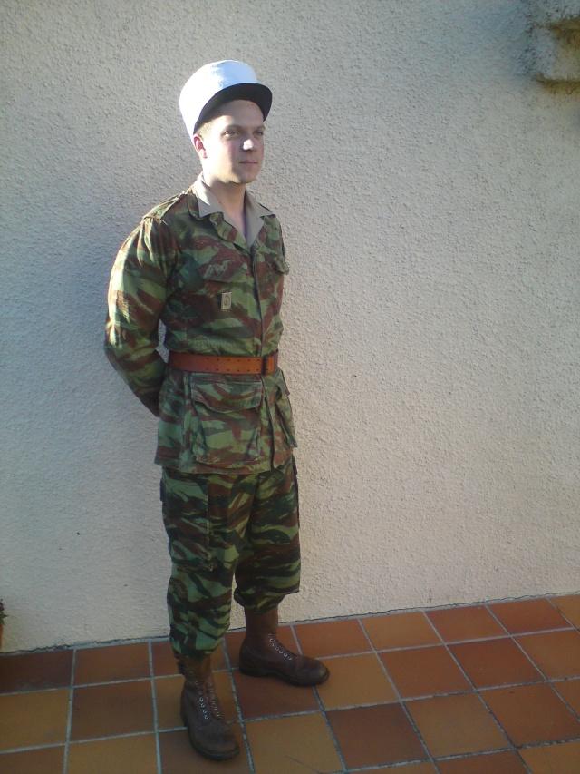 Légionnaire et léopards.. Dsc00932