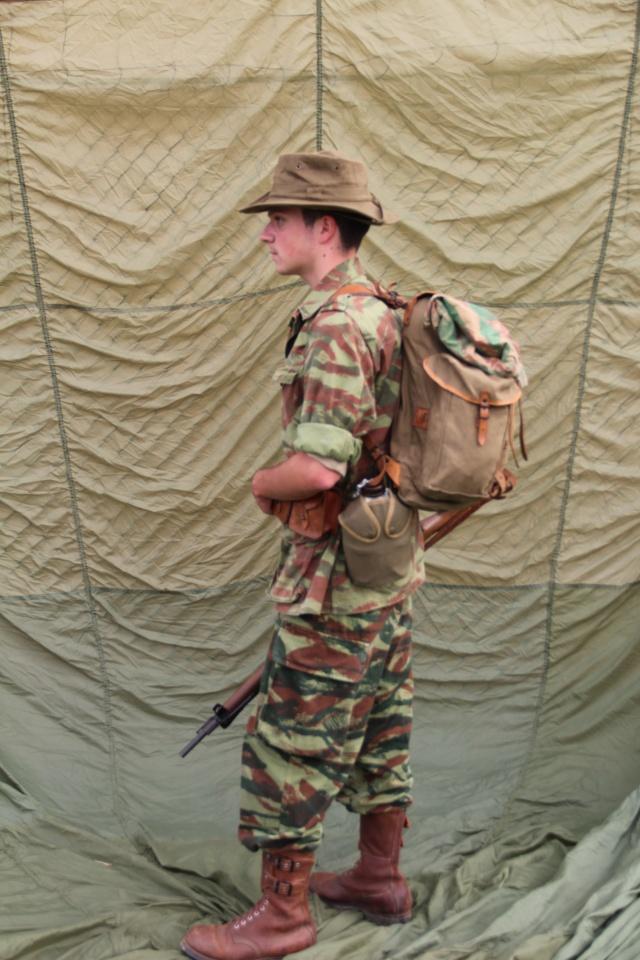 Légionnaire et léopards.. Img_0912