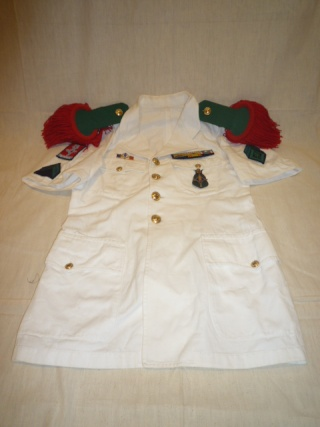 Caporal de la 4éme Compagnie Saharienne Portée de la Légion, en tenue de parade à Colomb-Béchar (1956) P1030218