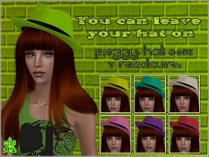 Головные уборы, шляпы - Страница 4 2139