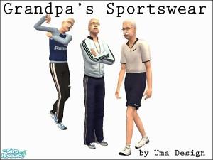 Спортивная одежда 2261