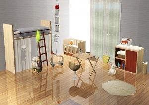 Комнаты для младенцев и тодлеров - Страница 6 Ddnnd105