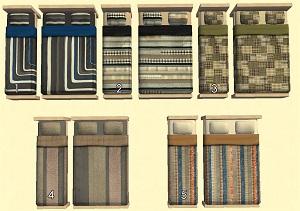 Постельное белье, одеяла, подушки, ширмы - Страница 6 Forum141