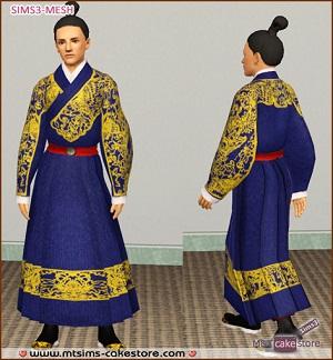 Восточные наряды, кимоно Forum162