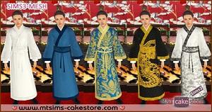 Восточные наряды, кимоно Forum163