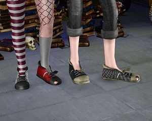 Обувь (унисекс) Forum255