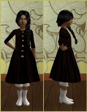 Старинные, восточные наряды, костюмы - Страница 2 Forum401