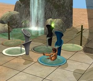 Фонтаны, статуи - Страница 2 Forum426