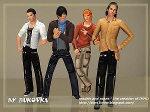 Повседневная одежда (комплекты с брюками, шортами)   - Страница 3 Forum662
