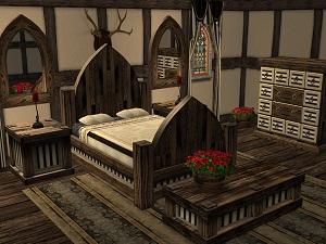 Спальни, кровати (деревенский стиль) - Страница 5 Forum747