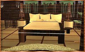 Спальни, кровати (модерн) Lsr136