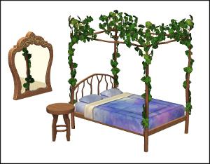 Спальни, кровати (прочее) Lsr148