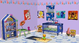 Комнаты для младенцев и тодлеров Lsr149