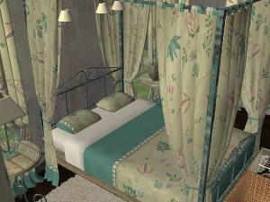 Спальни, кровати (модерн) - Страница 5 Lsr156