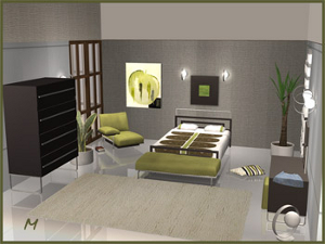 Спальни, кровати (модерн) - Страница 5 Lsr158