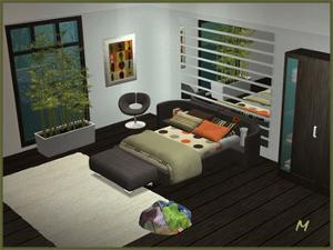 Спальни, кровати (модерн) - Страница 5 Lsr159