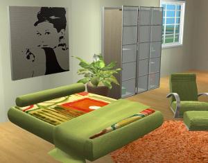 Спальни, кровати (модерн) - Страница 6 Lsr167