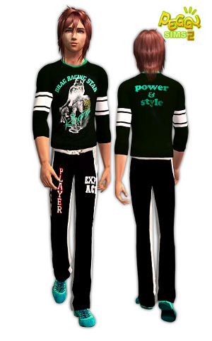Спортивная одежда Lsr277