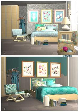 Спальни, кровати (деревенский стиль) - Страница 2 Lsr345