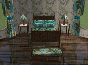 Спальни, кровати (антиквариат, винтаж) - Страница 6 Lsr347