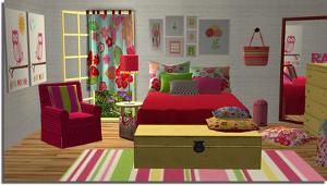 Спальни, кровати (деревенский стиль) - Страница 3 Lsr348