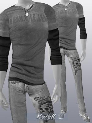 Мэши (одежда и составляющие) Lsr402
