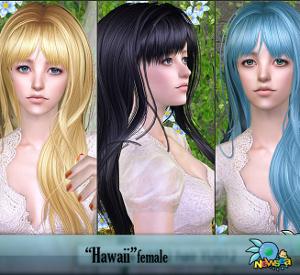Женские прически (длинные волосы) - Страница 3 Lsr517